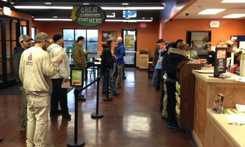 New Togo's Opens In Truckee To Satisfy Local Cravings For Seriously Stacked Sandwiches