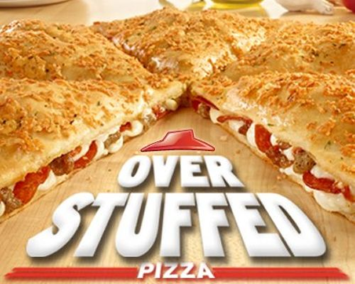 Sale Alert: Pizza Hut Offers 50 Percent Off 1,000 New Overstuffed Pizzas As Part Of 'Red Roof Wednesday' Deals