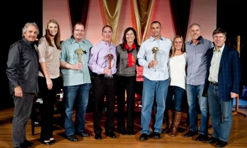 Brinker International Awards Top Chili's And Maggiano's General Managers With Highest Company Honor