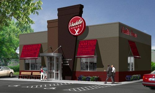 Huddle House Continues Brand Advancement with New Restaurant ...