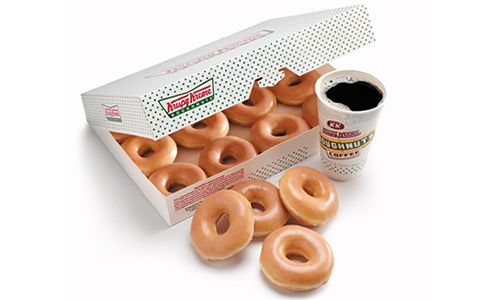 Krispy Kreme Celebrates 500th International Location