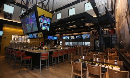 New Look for Buffalo Wild Wings Debuts in Cincinnati