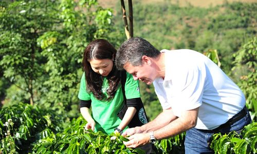 Starbucks Opens First Farmer Support Center in Yunnan, China; Strengthening Commitment to China Farming Communities