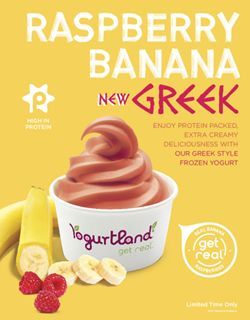 Yogurtland Rings in the New Year with New Flavors