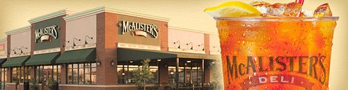 "McAlister's Deli Introduces New ""Lite Choose Two"" Menu"