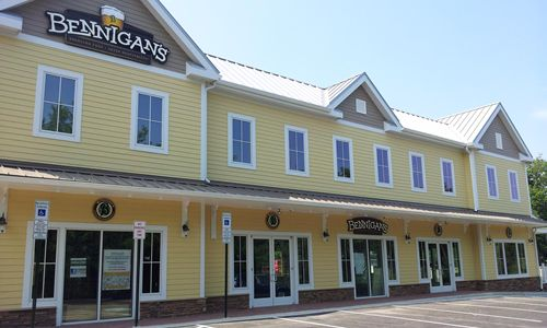 Bennigan's Announces New Restaurant Opening in Clarksburg, Maryland
