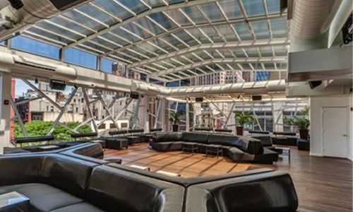 Live the Excitement on the Rooftop of the Copacabana