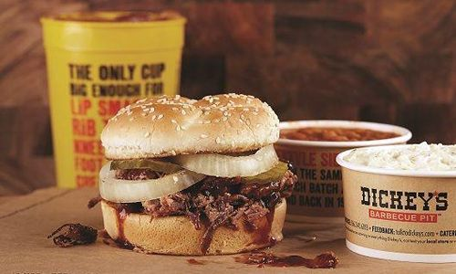 Get Fired Up, Dickey's Barbecue is Opening in Tyler