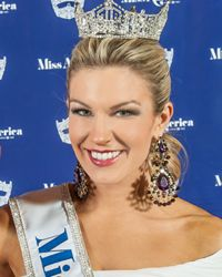 Newly Crowned Miss America Mallory Hagan to Serve as Spokesperson for IHOP's 8th Annual National Pancake Day Celebration