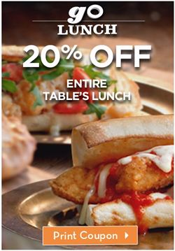 Olive Garden Coupons Two NEW Offers on Lunch and Lighter Fare