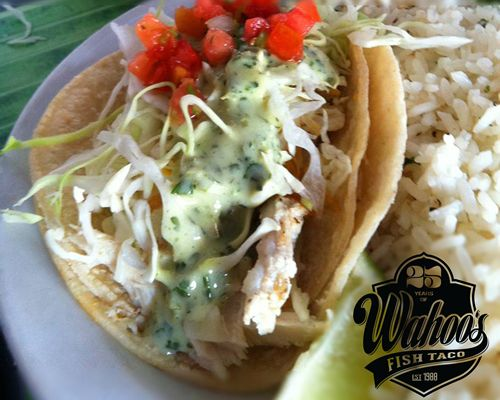 Wahoo's Fish Taco Celebrates 25 Years of Serving Its Signature Meals