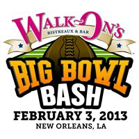 Walk-On's Unveils Big Plans for the Big Weekend