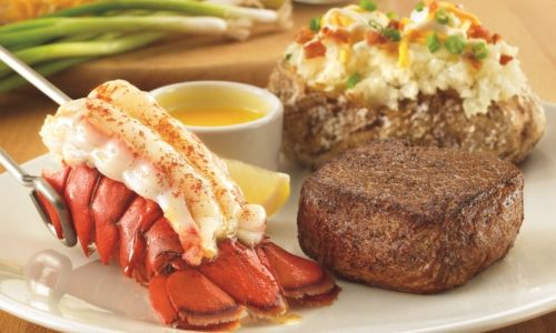 Outback Steakhouse Satisfies Appetites And Wallets