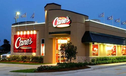 It's Official: Raising Cane's is #1!